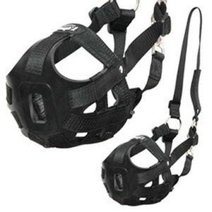 Breathe Easy Grazing Muzzle - Black