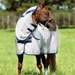 Mio-Pony-Fly-Sheet---Bronze-Navy-209855