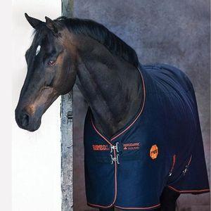 Rambo Ionic Fleece Cooler - Black/Black/Orange