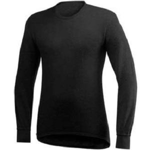 Woolpower Unisex Crewneck 200 - Black
