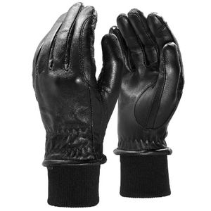 Ariat Pro Grip Insulated Leather Riding Gloves - Black