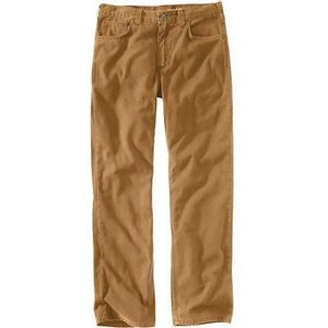 Carhartt Men's M5 Pocket Relaxed Fit Pant - Hickory