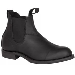 Canada West 14333EEE Men's Black Loggertan Romeo Boots