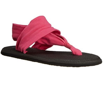 Sanuk-Women-s-Yoga-Sling-2-Prints-Sandals---Magenta-72849