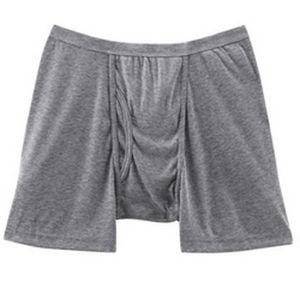 Tilley Men's Boxer Briefs - Grey