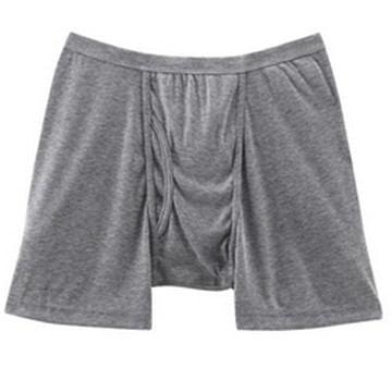 Tilley-Men-s-Boxer-Briefs---Grey-83562