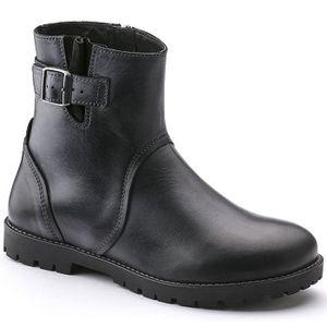 Birkenstock Stowe Boots - Black (1007064)