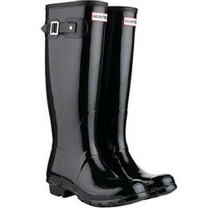 Hunter Original Tall - Gloss Black
