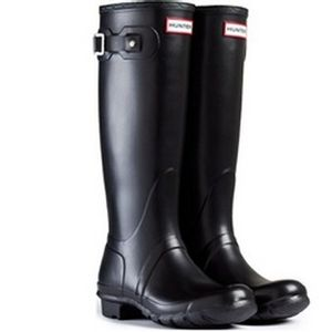 Hunter Original Tall - Black