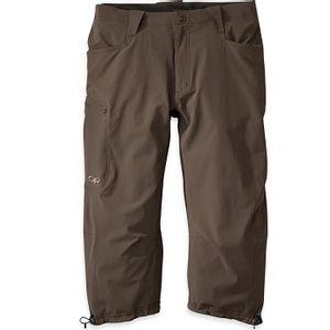 Outdoor Research Men's Ferrosi 3/4 Pants - Mushroom