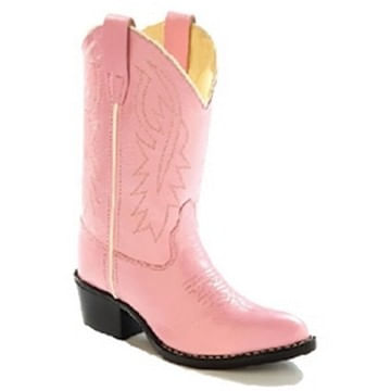 Old-West-Child-s-Corona-Western-Boot---Pink-138817