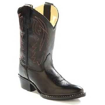 Old-West-Child-s--Corona--Western-Boot---Black-138816