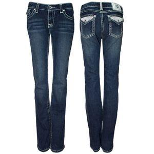 Iron Horse Women's Havana Bling Jeans