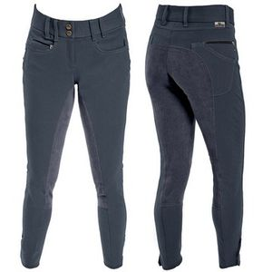 Grand Prix Women's Lauren Full Seat Breech-Blue Moon