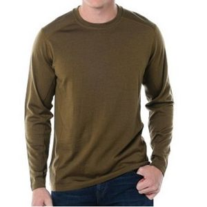 Kuhl Men's Skar Crew Neck Sweater - Rustic Brown