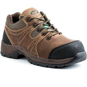 Kodiak Men's Trail Work Shoes - Brown