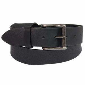 Keldon Volgrass Roller Buckle Belt - Black