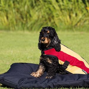 Rambo Fleece Dog Rug - Whitney Gold