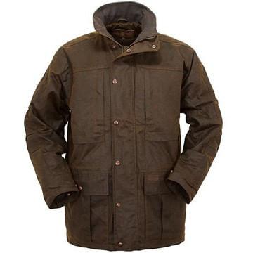 Outback-Trading-Men-s-Deer-Hunter-Oilskin-Jacket---Bronze-145061