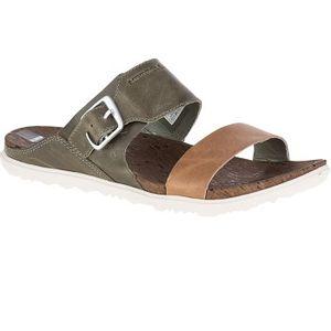 Merrell Women's Around Town Buckle Sandals - Vertiver