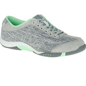 Merrell Women's Adire Shoes - Wild Dove /Green Ash