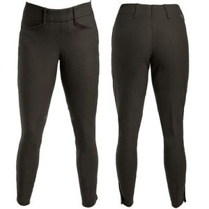 Grand Prix Women's Hampton II Low Rise Classic Breech-Espresso