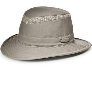 Tilley T5MO Organic Cotton AIRFLO  Hat - Khaki/Olive