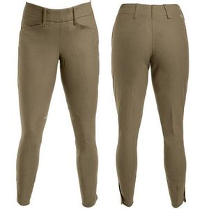 Grand Prix Women's Hampton II Low Rise Classic Breech-Beige