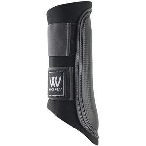 Woof Wear Club Sport Brush Boots - Black/Black