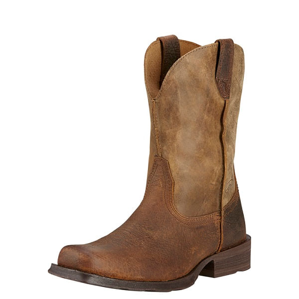 Ariat-Men-s--Rambler-Square-Toe-Boots---Earth-133241