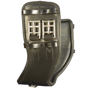 Total-Saddle-Fit-Shoulder-Relief-Dressage-Girth---Leather-Leather---Black-214092