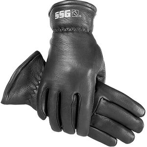 SSG Winter Rancher Riding Gloves - Black