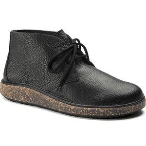 Birkenstock Milton Natural Leather Black (1014994)