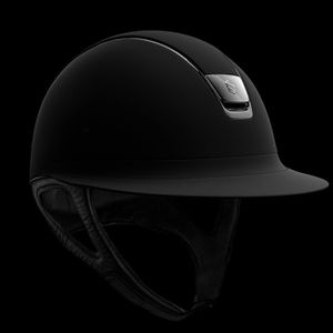 Samshield Miss Shield Shadowmatt Helmet - Black