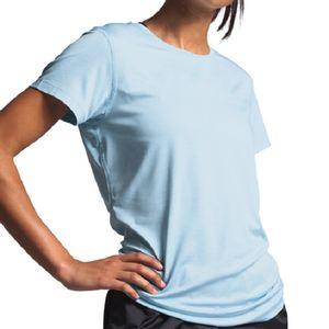 The North Face Women's HyperLayer FD Short Sleeve T-Shirt - Angel Falls