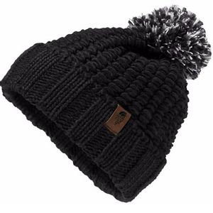 The North Face Cozy Chunky Beanie - Black