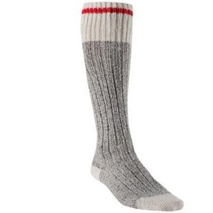Duray Men's Over the Calf Sock - Red