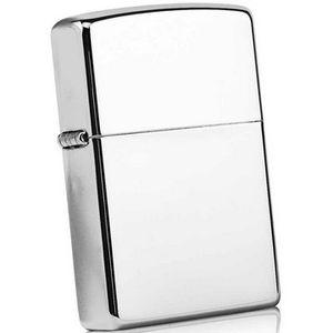 Zippo Lighter - High Polish Chrome