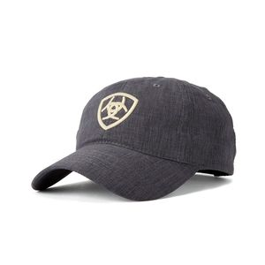 Ariat Arena Ball Cap - Charcoal/Ivory
