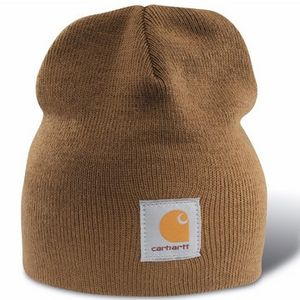 Carhartt Men's Acrylic Knit Hat - Carhartt Brown