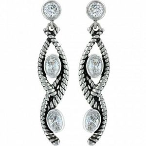 Montana Silversmiths Skipping Along Earrings