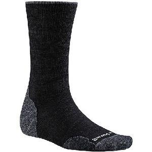 Smartwool Men's PhD Outdoor Light Crew Socks - Charcoal
