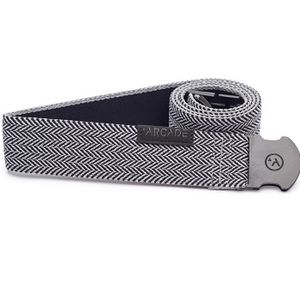 Arcade Hemingway Belt - Black/Grey