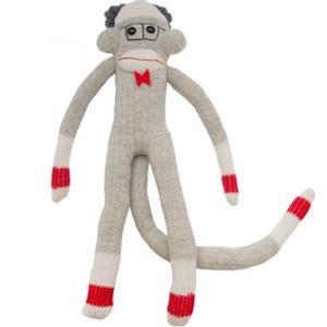 Pook Grandpa Pook Sock Monkey