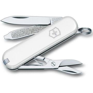 Victorinox-Classic-SD---White-40167