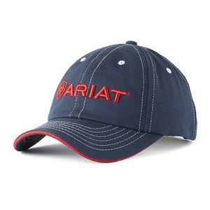 Ariat Team II Cap - Navy/Red