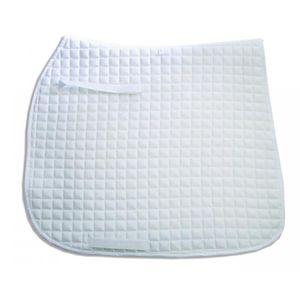 Century Pro Dressage Pad - White