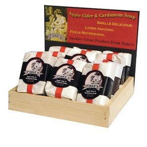 Fiske's Apple Cider & Cardamom Soap