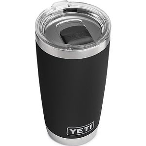 Yeti Rambler 20oz Tumbler with MagSlider Lid - Black