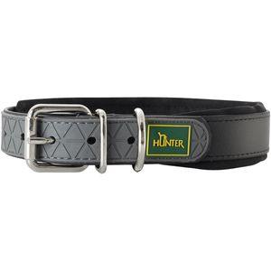 Hunter Germany Convenience Comfort Dog Collar - Black